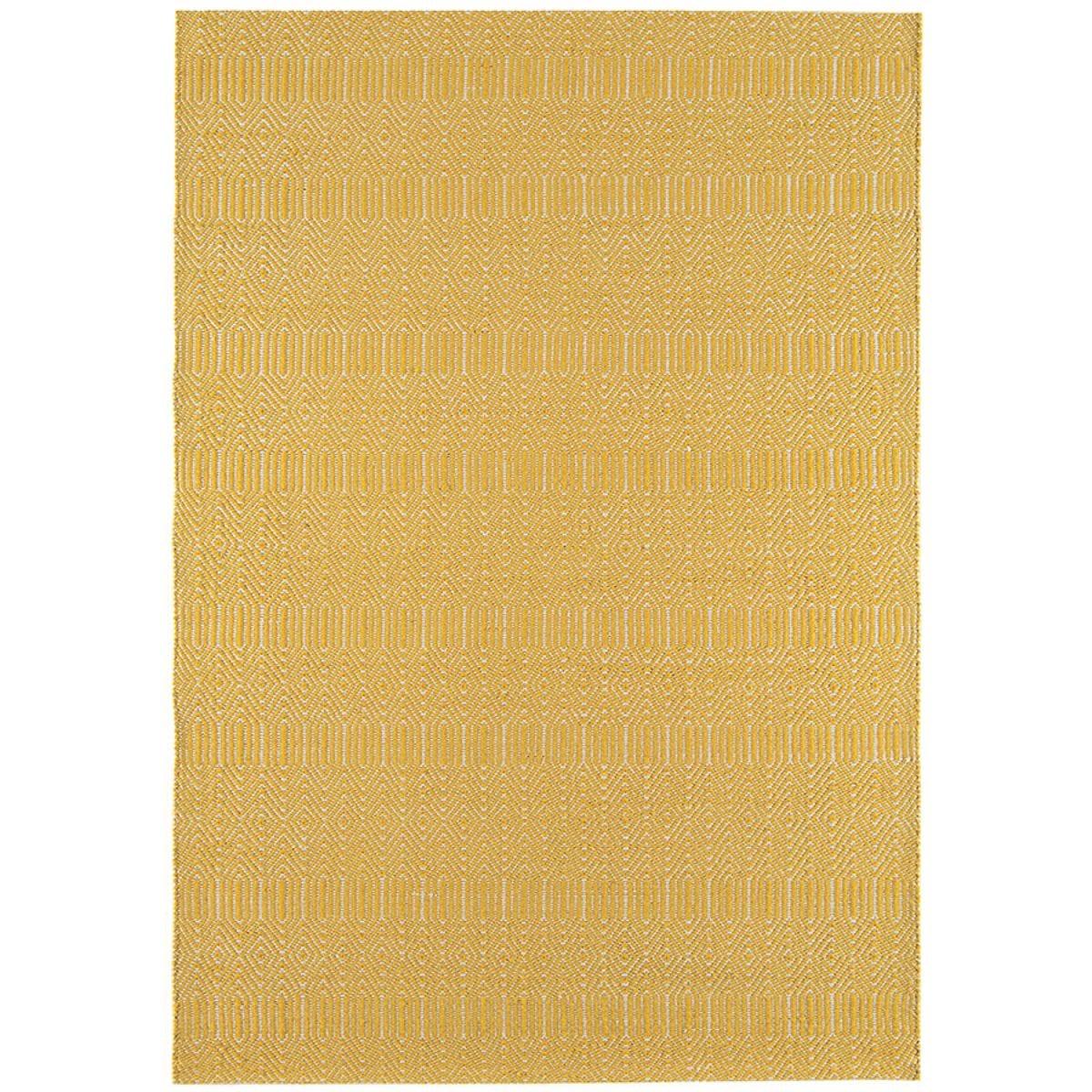 Asiatic Sloan Rug, 100 x 150cm - Mustard
