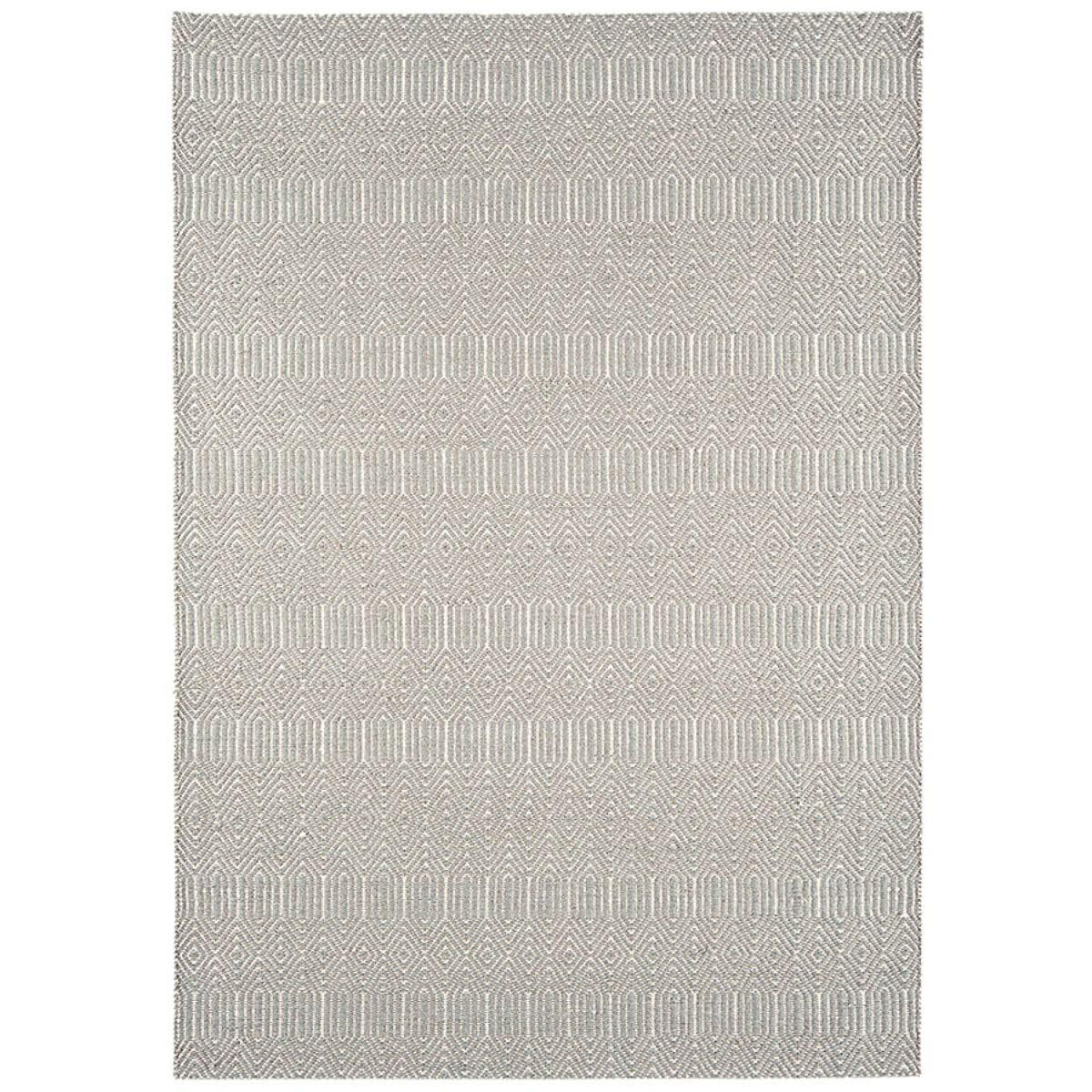 Asiatic Sloan Rug, 100 x 150cm - Silver