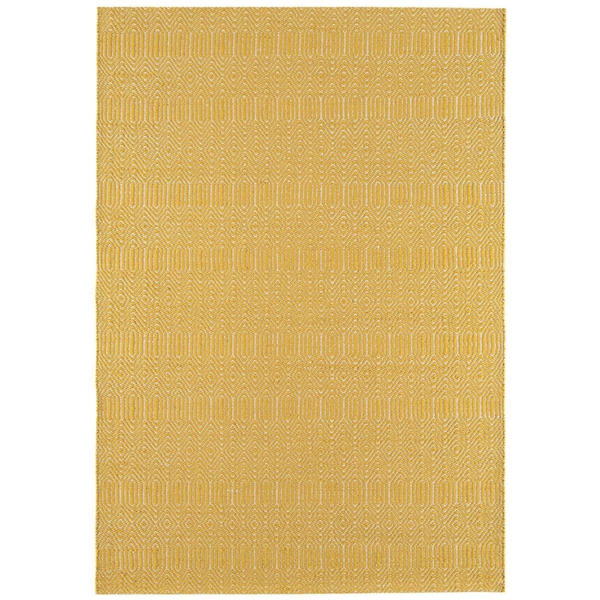 Asiatic Sloan Rug, 120 x 170cm - Mustard