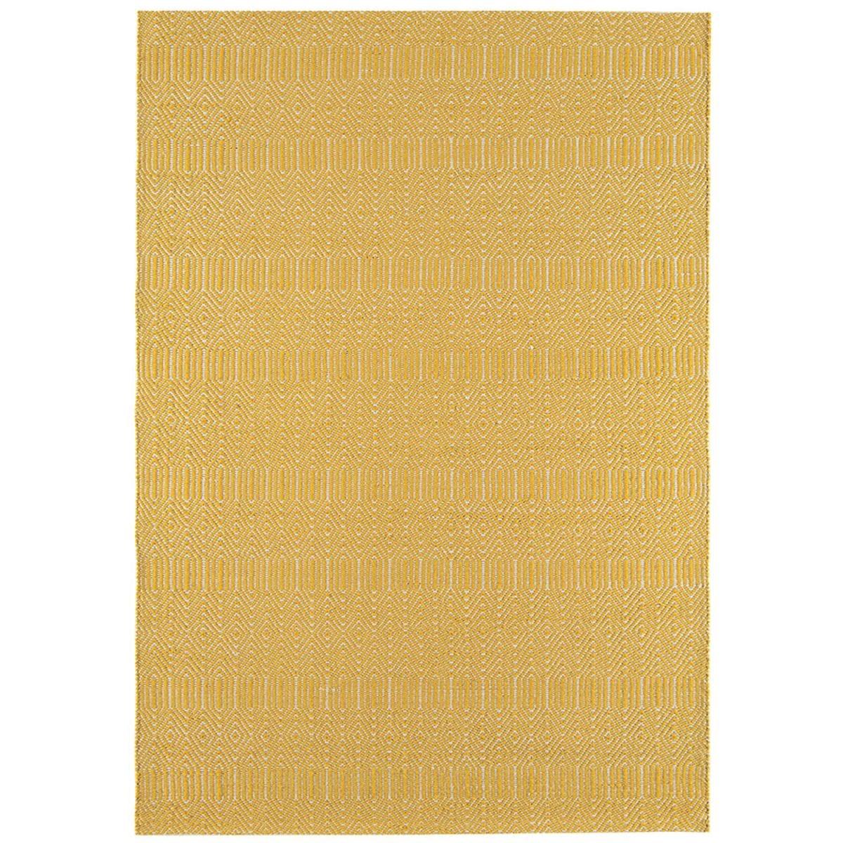 Asiatic Sloan Rug, 160 x 230cm - Mustard