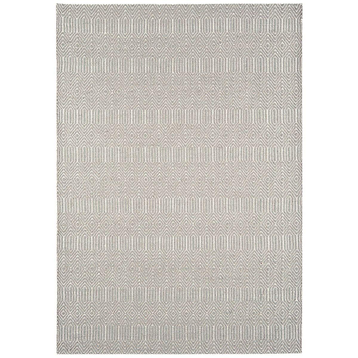 Asiatic Sloan Rug, 200 x 300cm - Silver