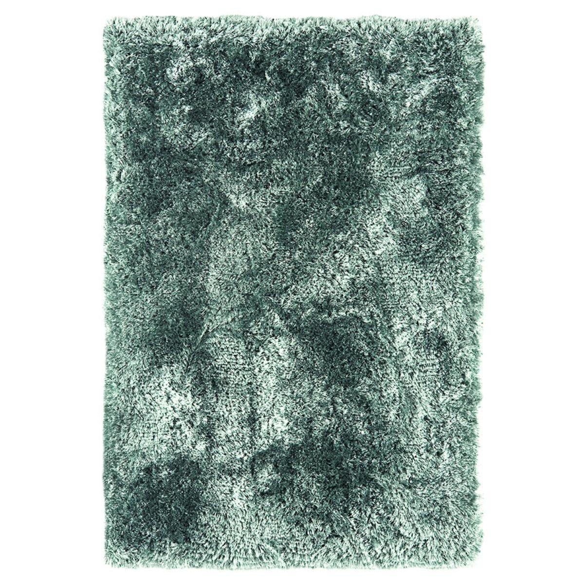 Asiatic Plush Shaggy Rug, 200 x 300cm - Ocean