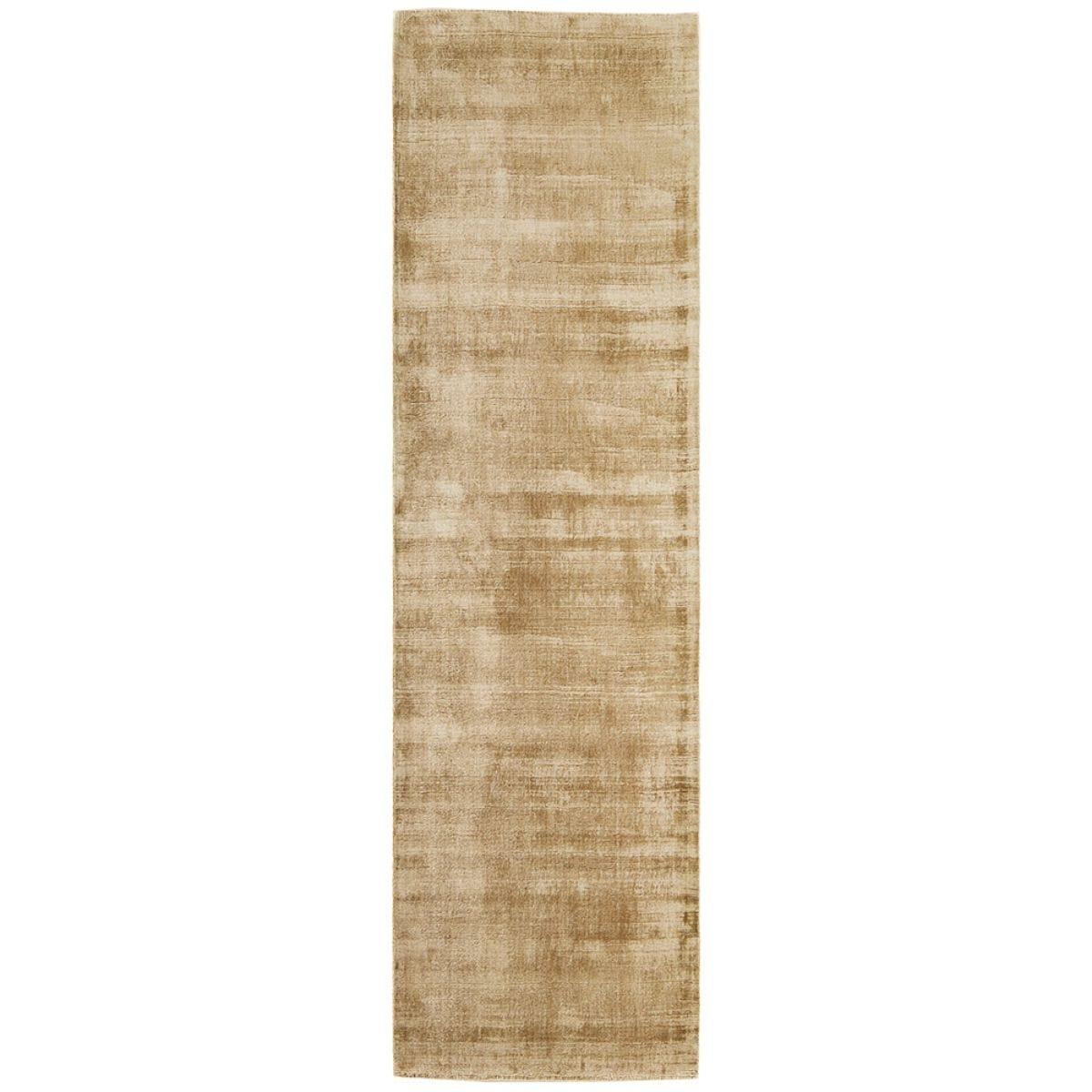 Asiatic Blade Runner Floor Rug, 66 x 240cm - Champagne