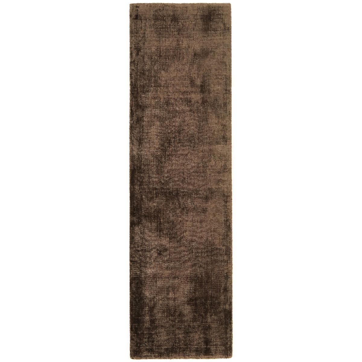 Asiatic Blade Runner Floor Rug, 66 x 240cm - Chocolate