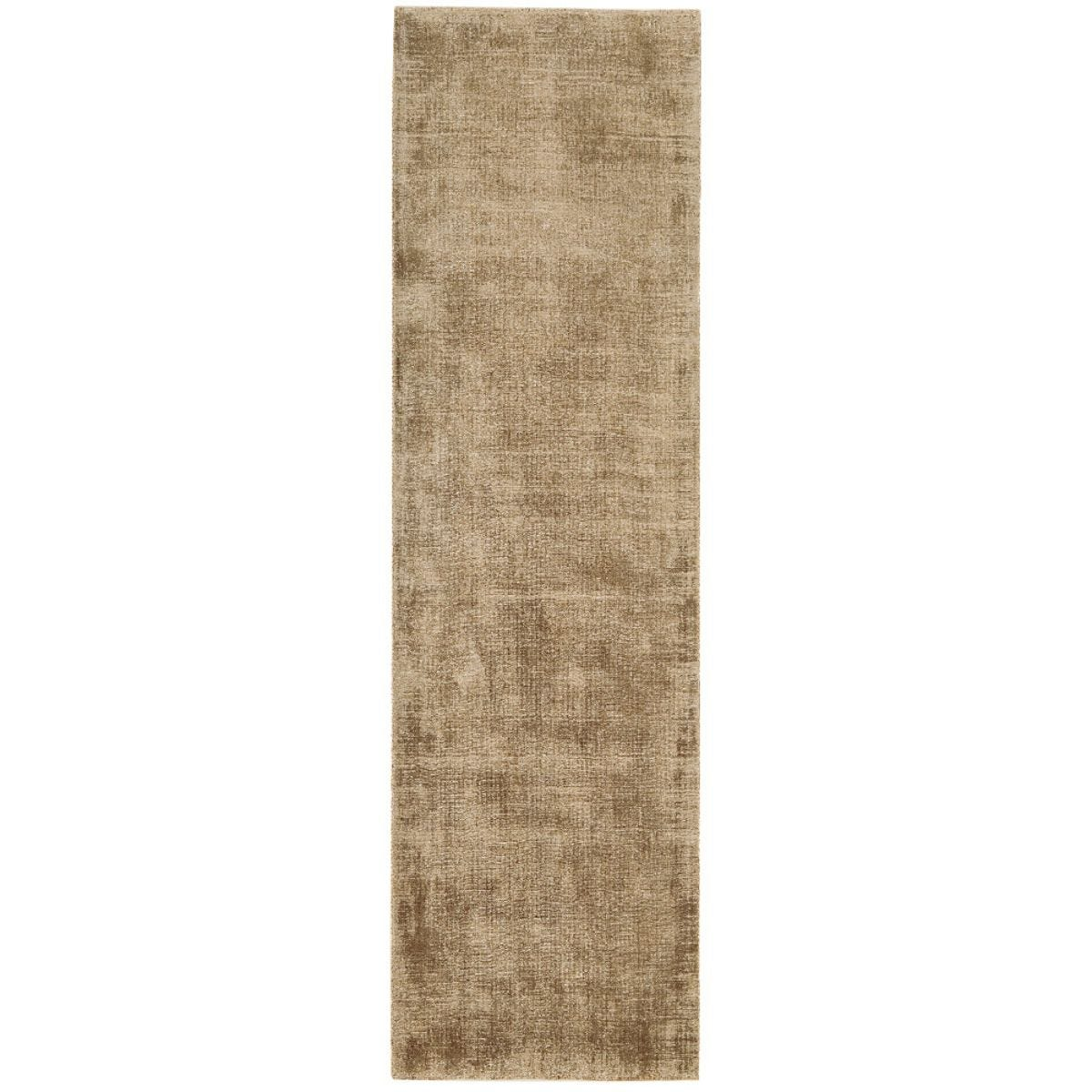 Asiatic Blade Runner Floor Rug, 66 x 240cm - Soft Gold