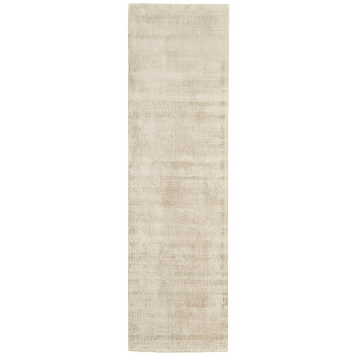Asiatic Blade Runner Floor Rug, 66 x 240cm - Putty