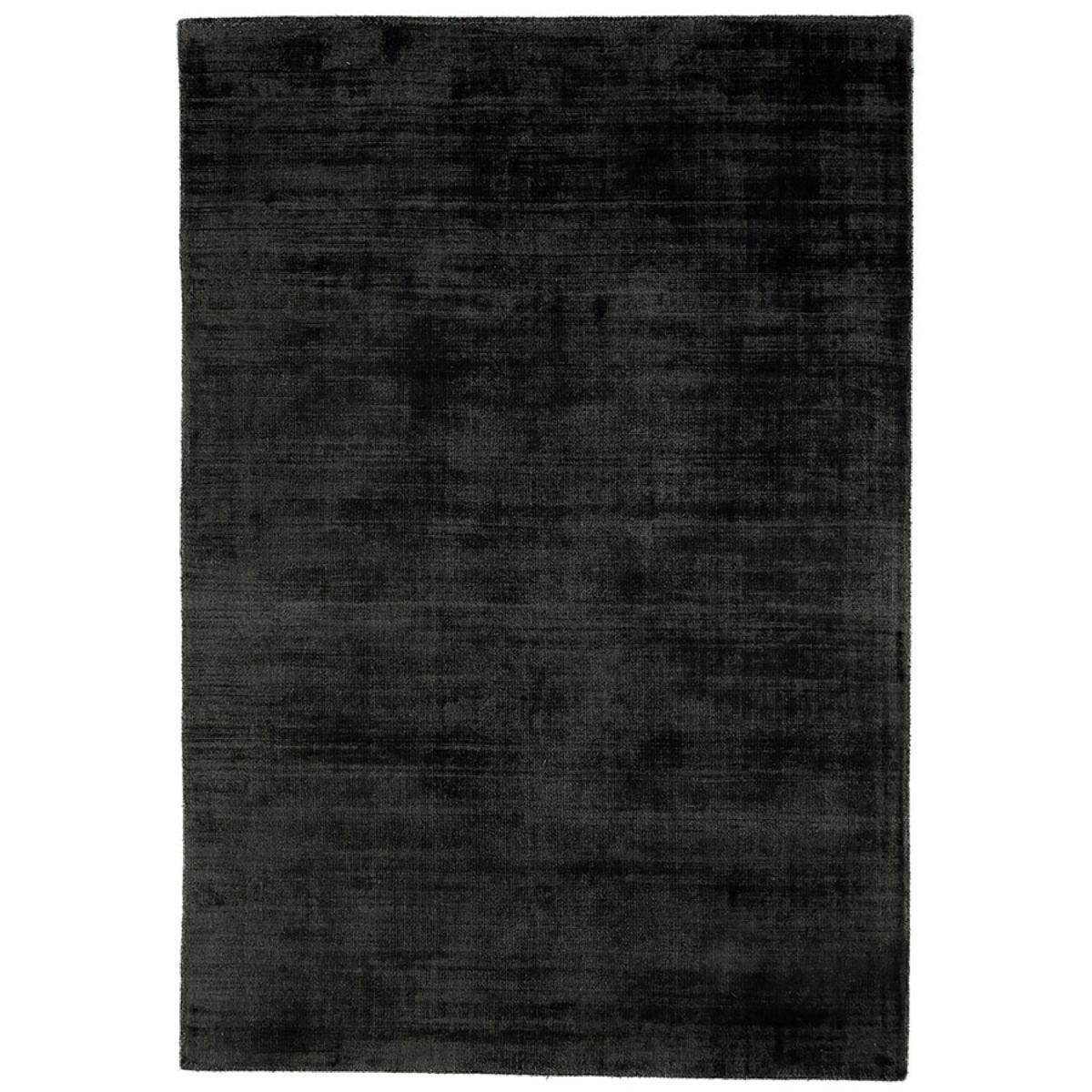 Asiatic Blade Rug , 120 x 170cm - Charcoal