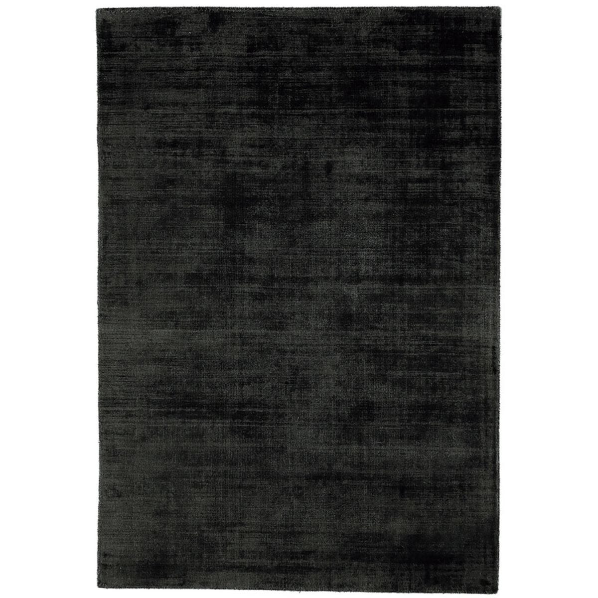 Asiatic Blade Rug , 240 x 340cm - Charcoal