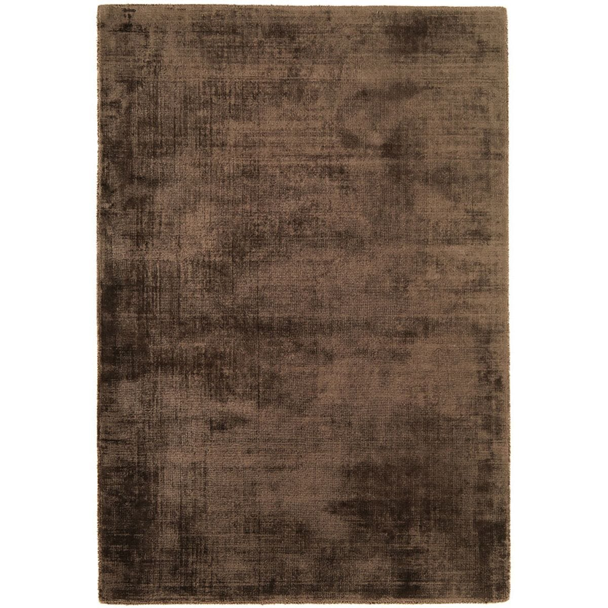 Asiatic Blade Rug , 240 x 340cm - Chocolate