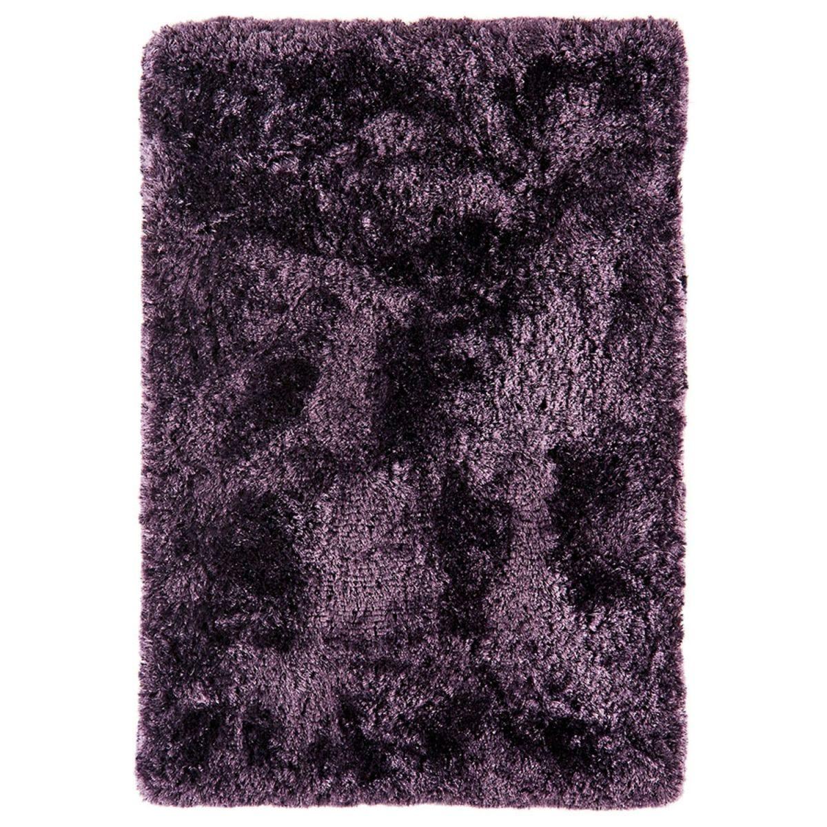 Asiatic Plush Rug, 160 x 230cm - Purple