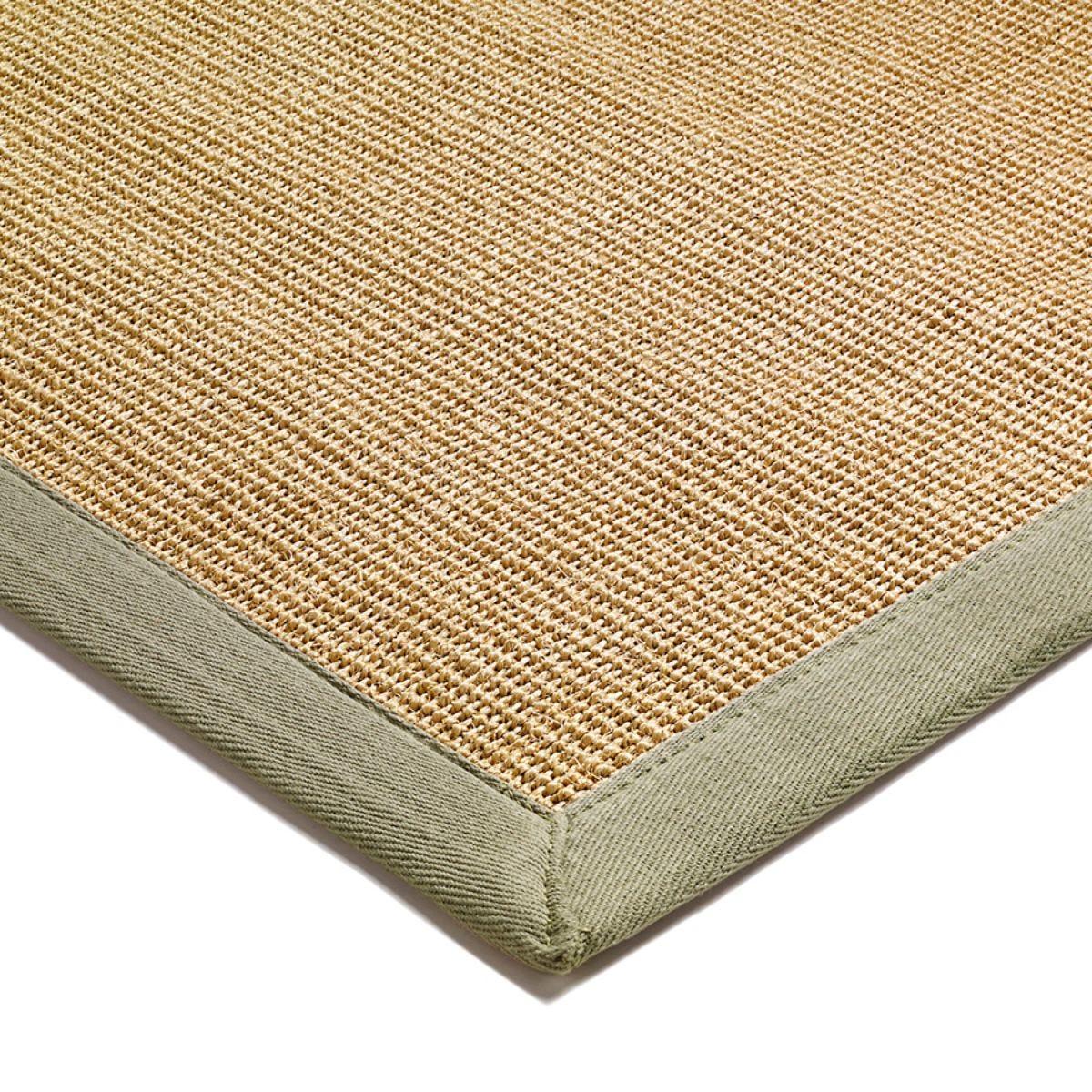 Asiatic Sisal Rug 180 x 120cm - Linen