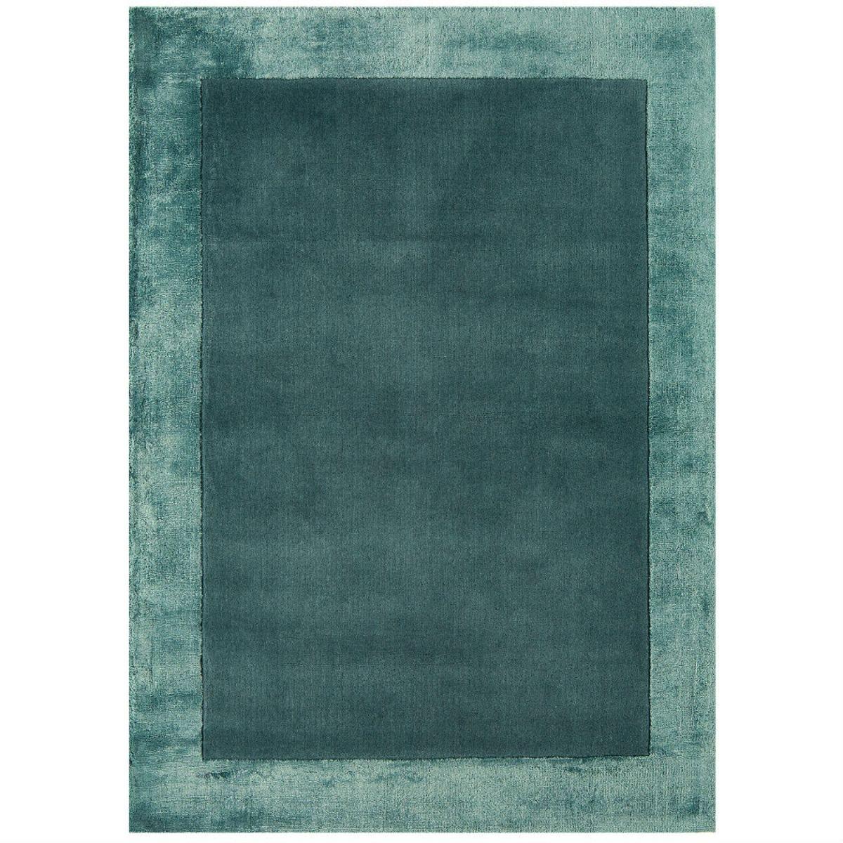 Asiatic Ascot Rug, 160 x 230cm - Aqua Blue