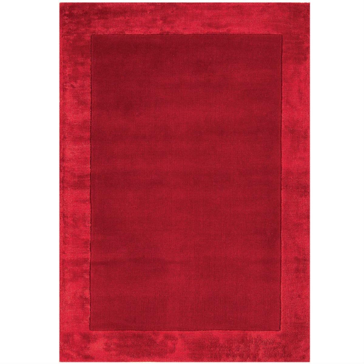 Asiatic Ascot Rug, 160 x 230cm - Red