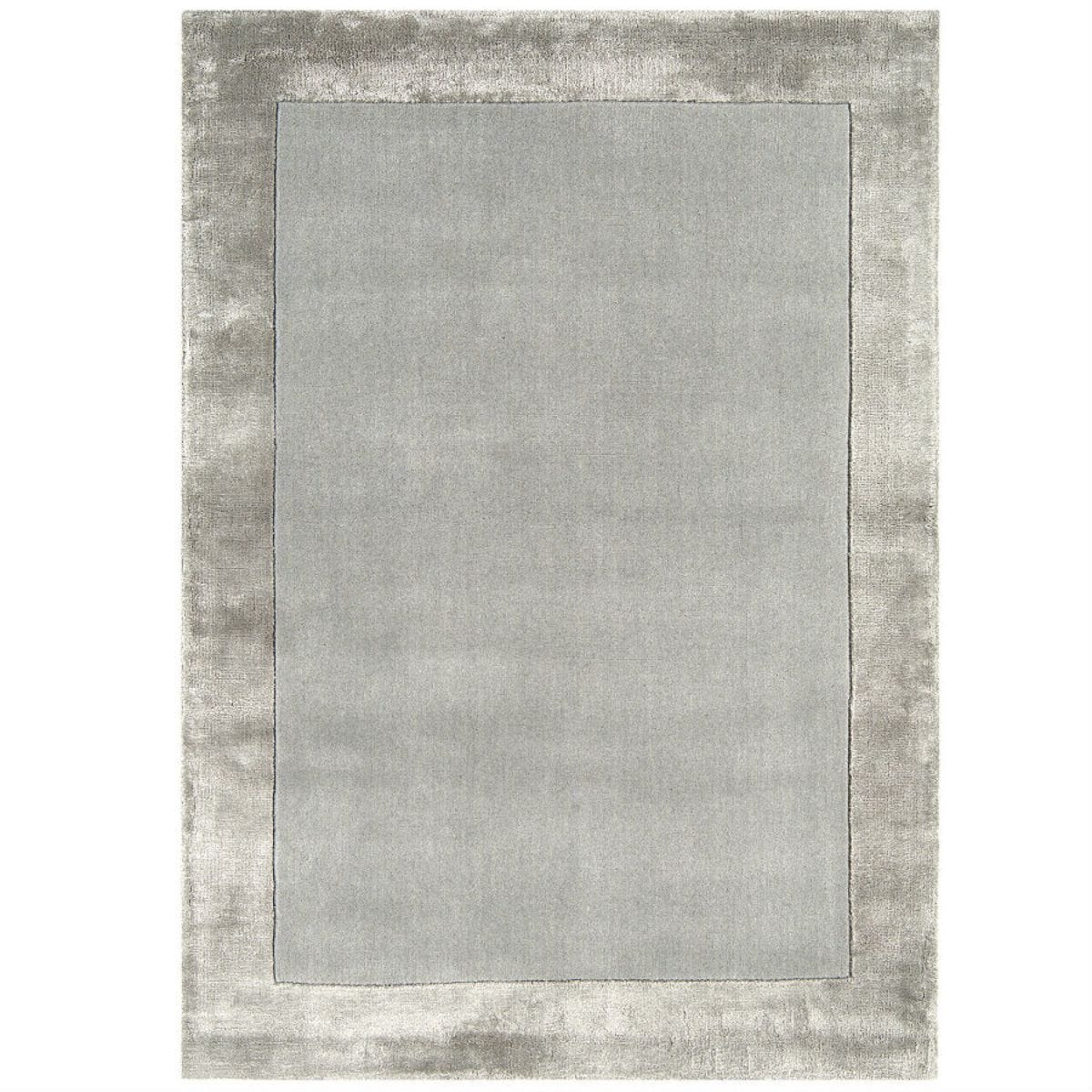 Asiatic Ascot Rug - Silver