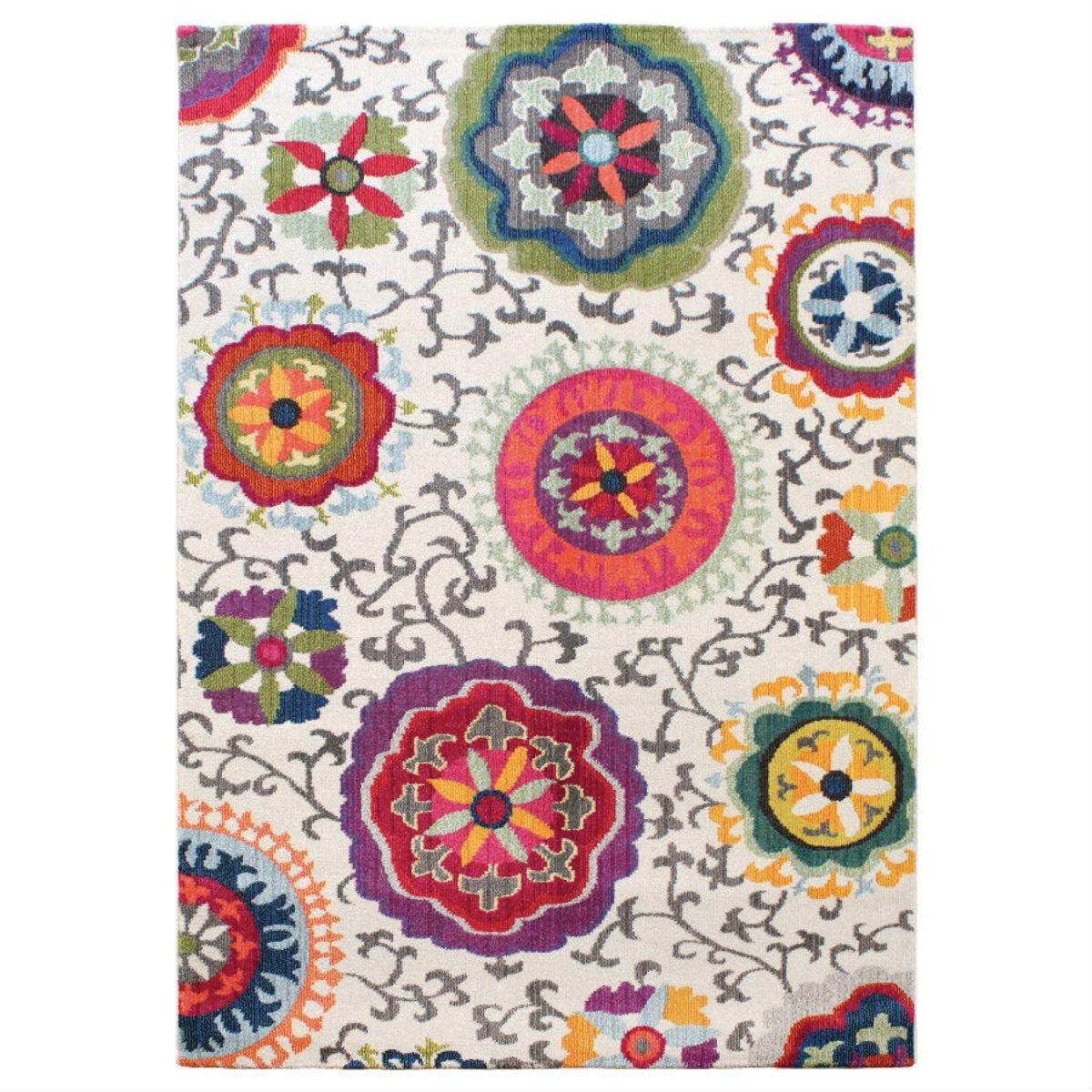 Asiatic Colores Rug, 80 x 150cm - Black