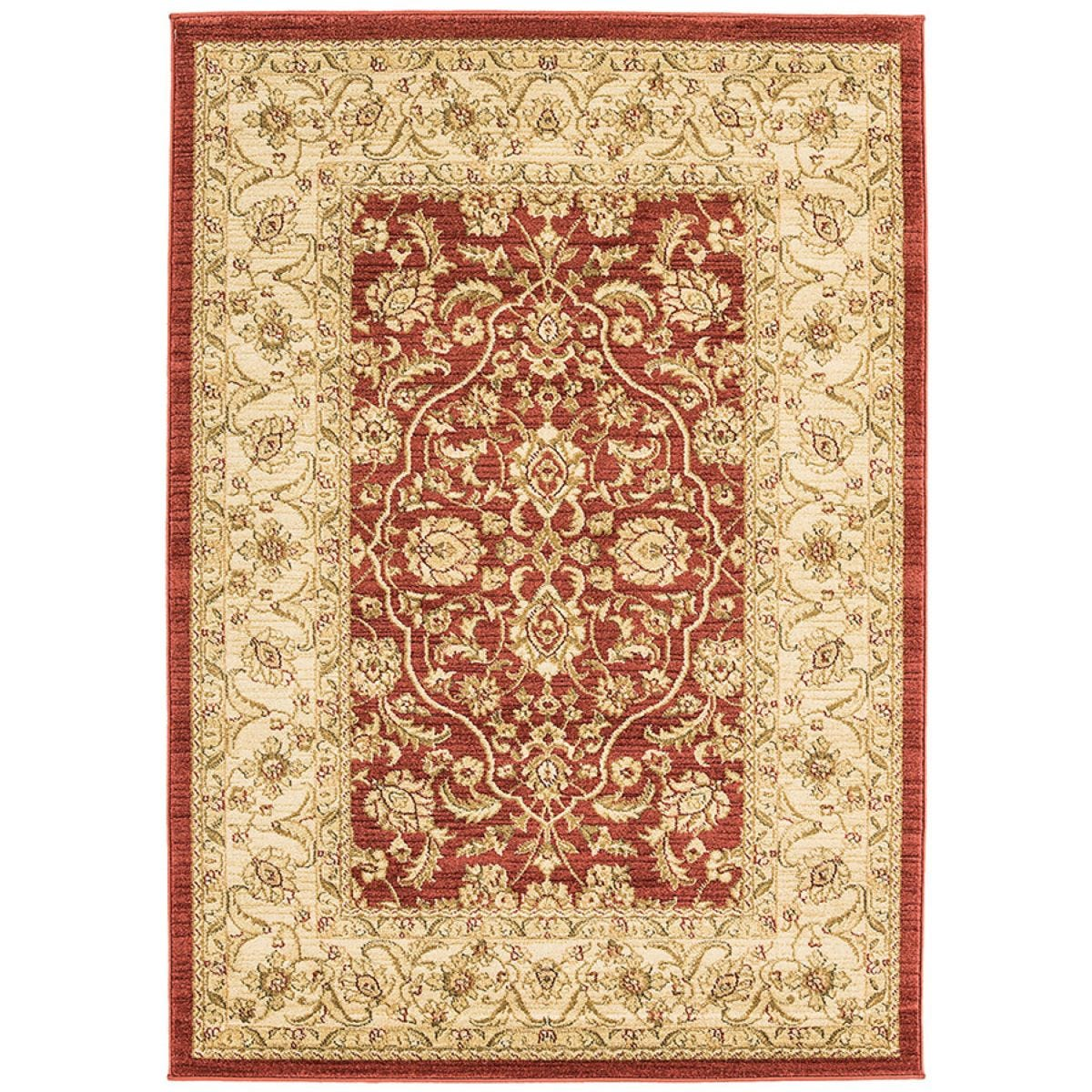 Asiatic Windsor Rug, 80 x 150cm - Red