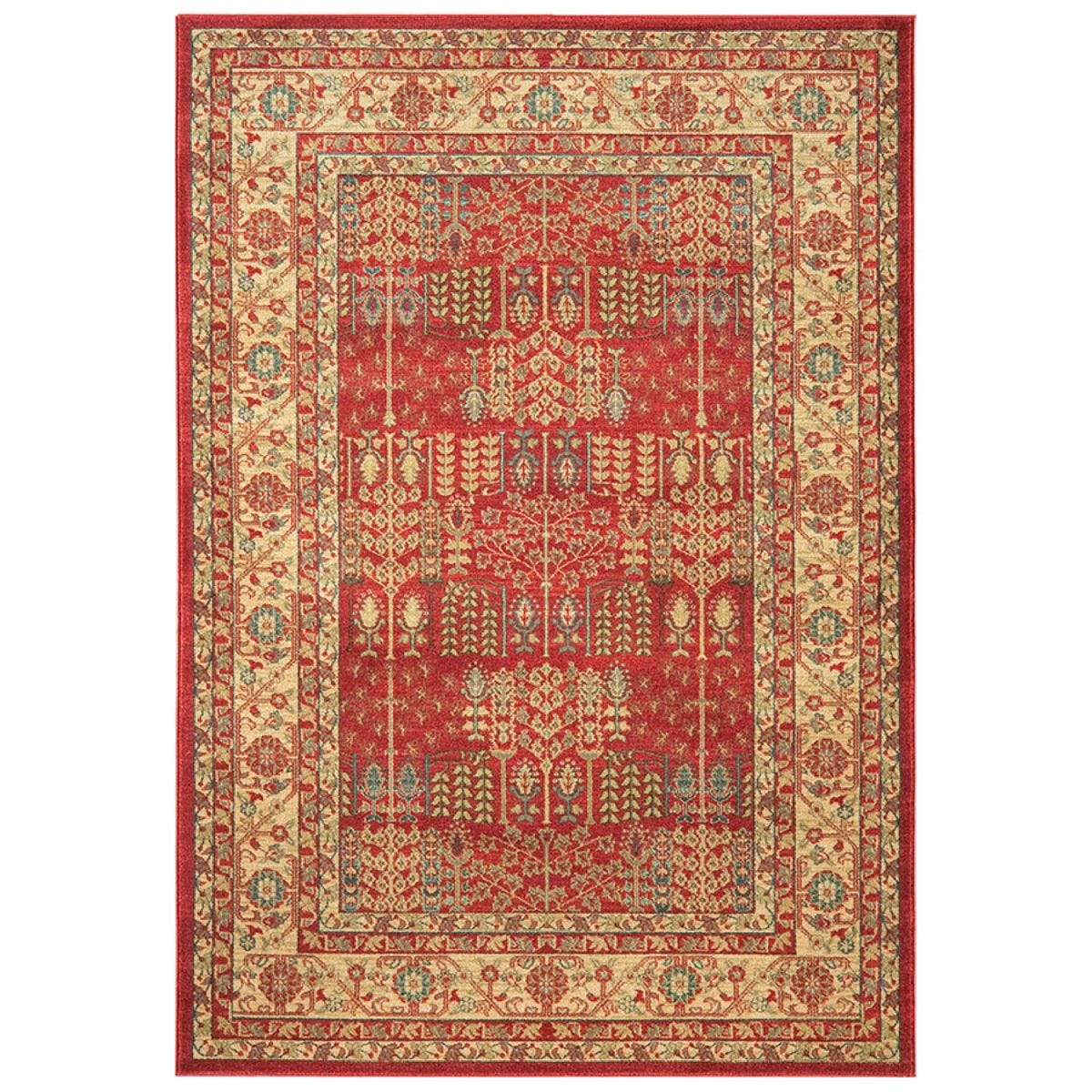 Asiatic Windsor Rug, 240 x 340cm - Multi