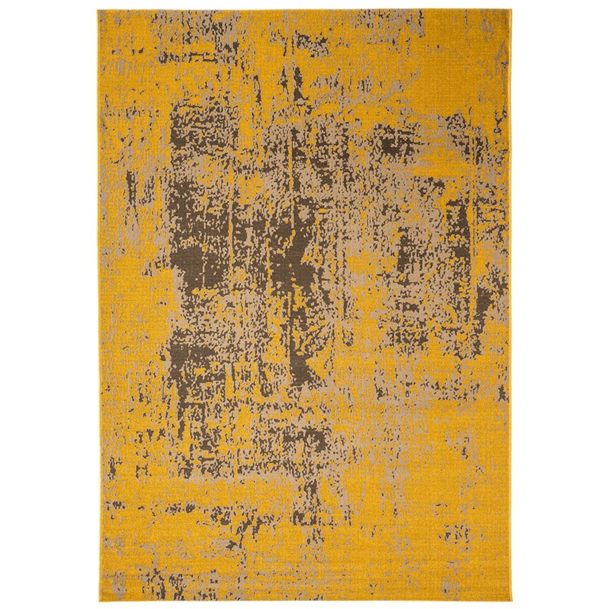 Asiatic Revive Rug, 120 x 170cm - Yellow