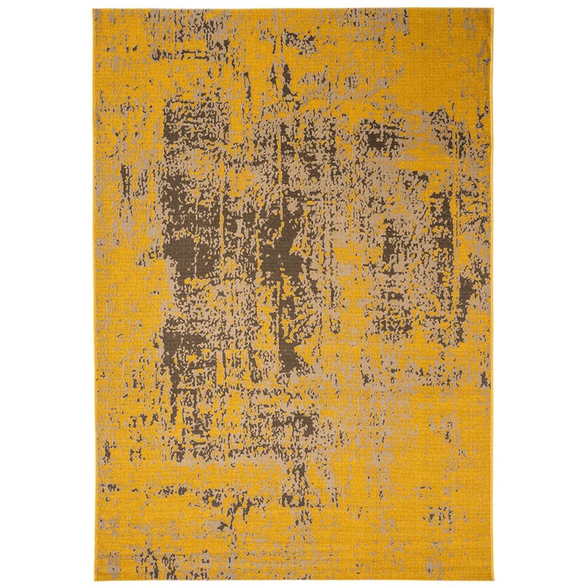 Asiatic Revive Rug, 200 x 290cm - Yellow