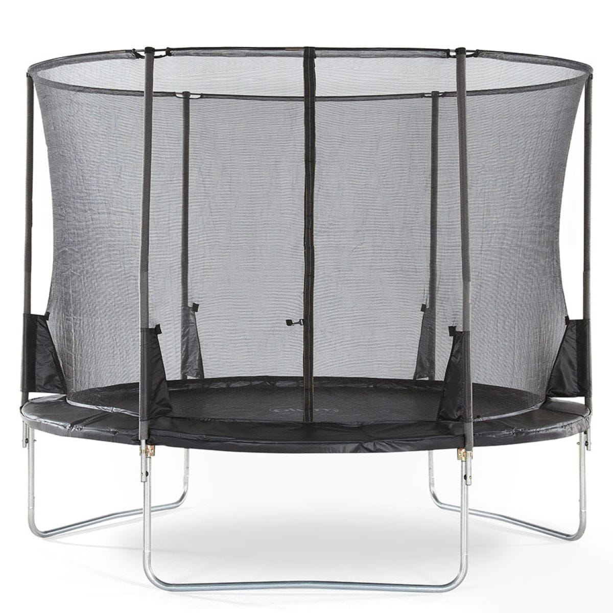 Plum 10ft Space Zone II Springsafe Trampoline and Enclosure