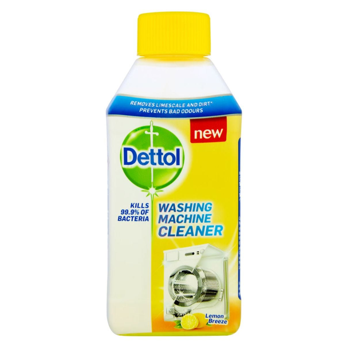 Dettol Washing Machine Cleaner – Lemon