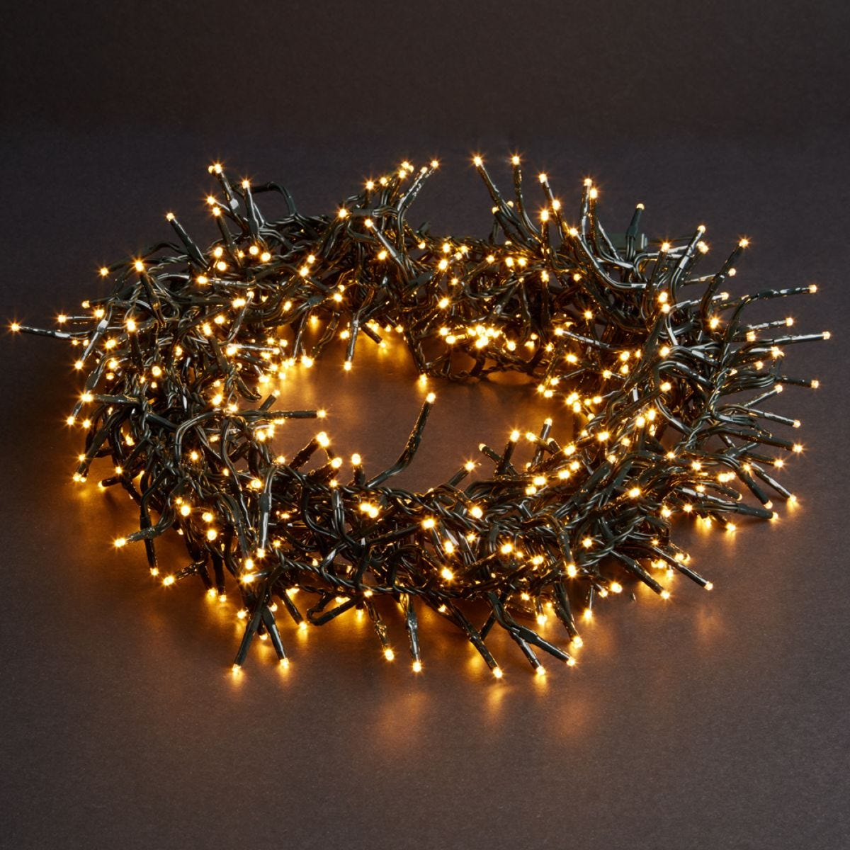 720 Low Voltage LED Traditional Cluster Lights - Warm White