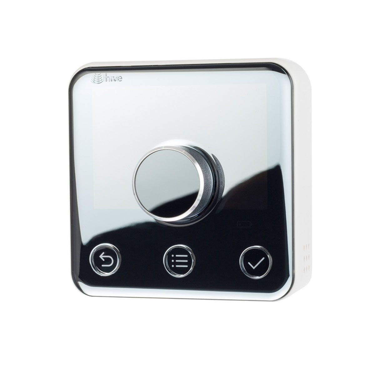 Hive Active Heating Thermostat without Professional Installation - Black