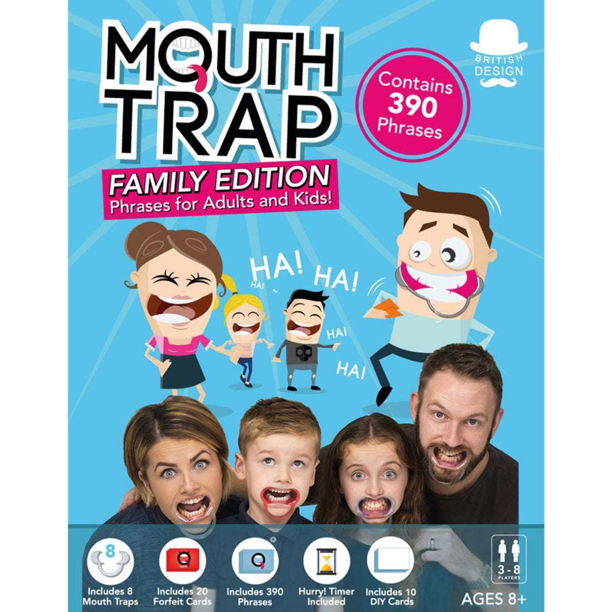 Mouth Trap Family Edition