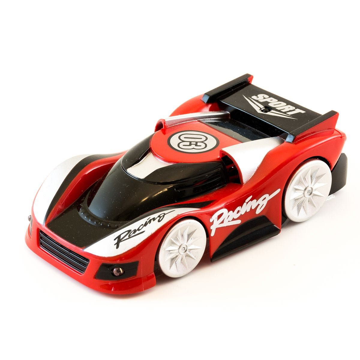 Wall Climbing Car with Remote Control - Red
