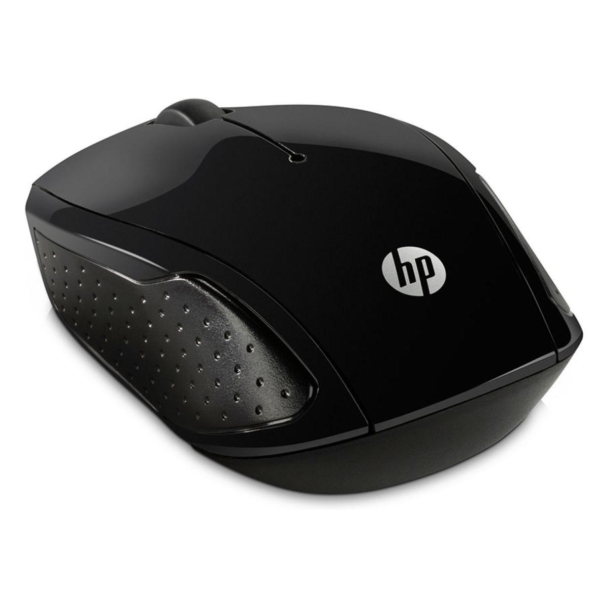 HP 200RF Wireless Optical Ambidextrous Mouse