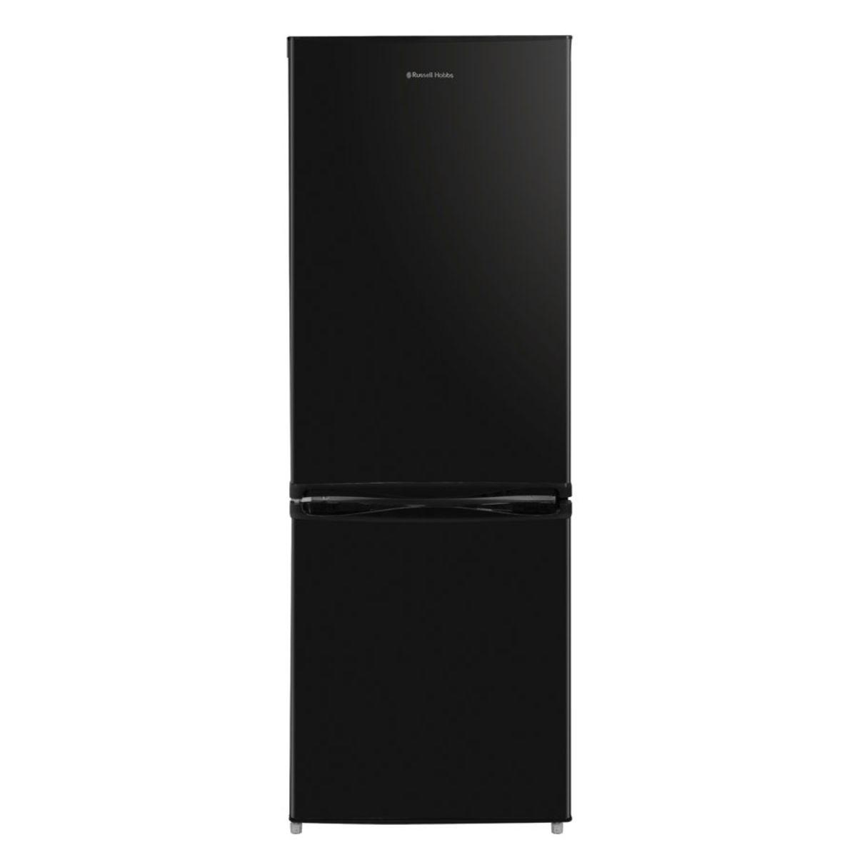Russell Hobbs RH55FF171B Wide 230L Freestanding Fridge Freezer - Black
