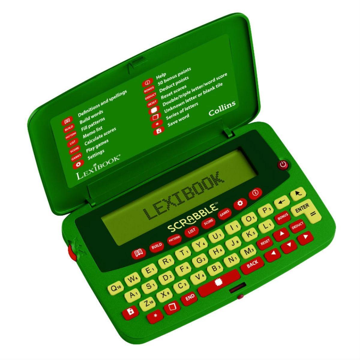 Lexibook Scrabble Dictionary
