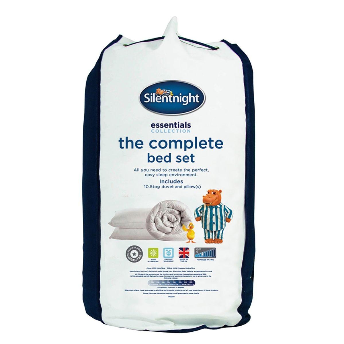 Silentnight Complete Bed Set