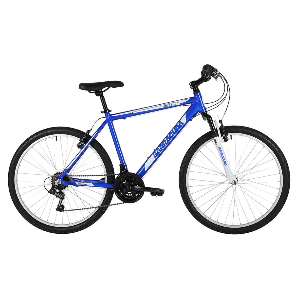 Barracuda Draco Men's Mountain Bike - Blue
