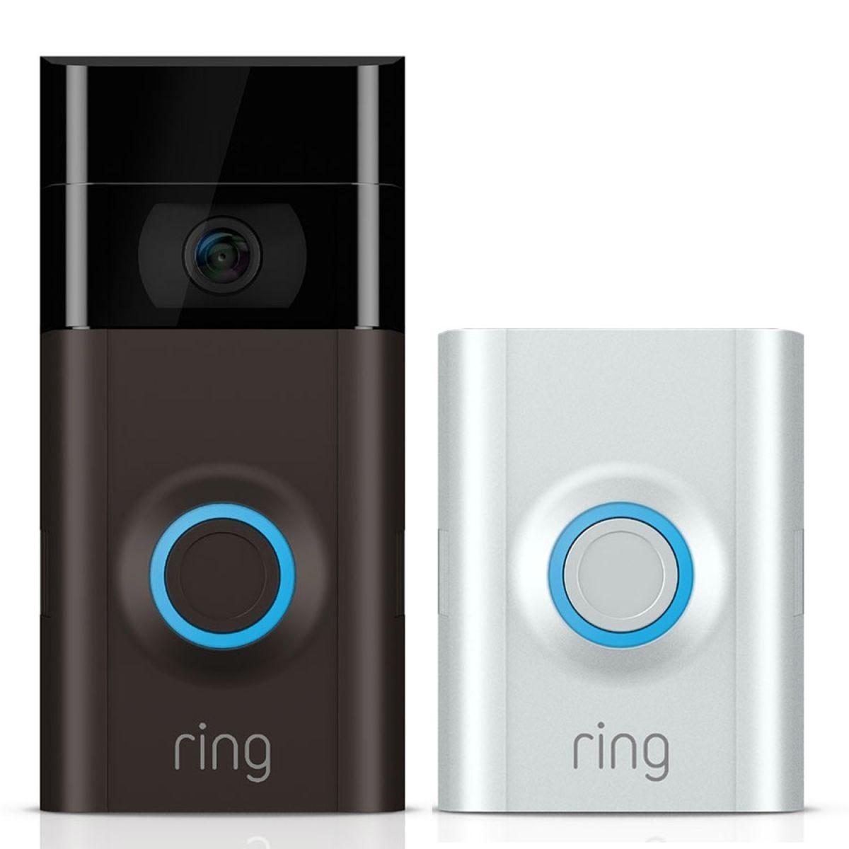 Ring Wi-Fi Video Doorbell 2
