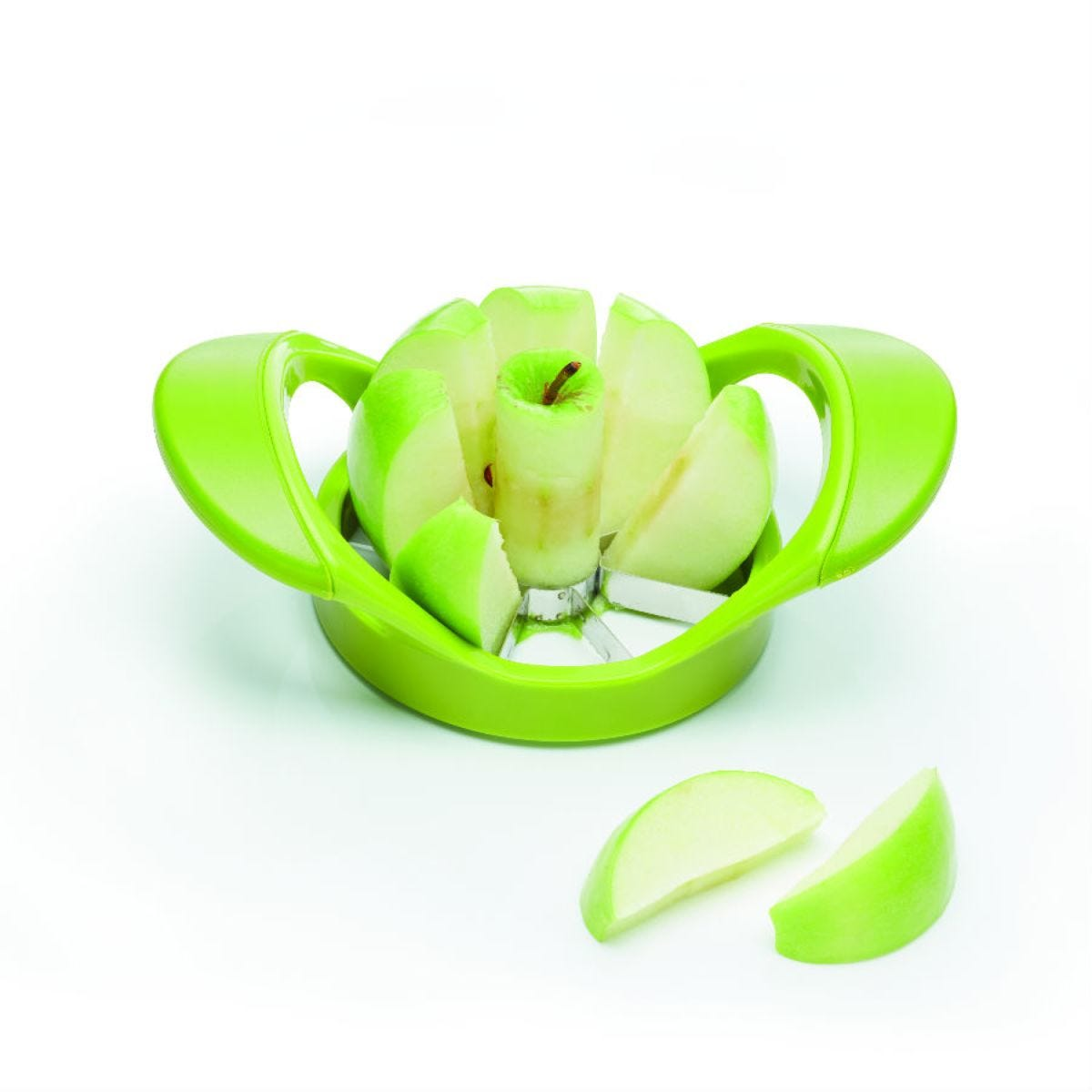 KitchenCraft 2-in-1 Apple Corer & Wedger