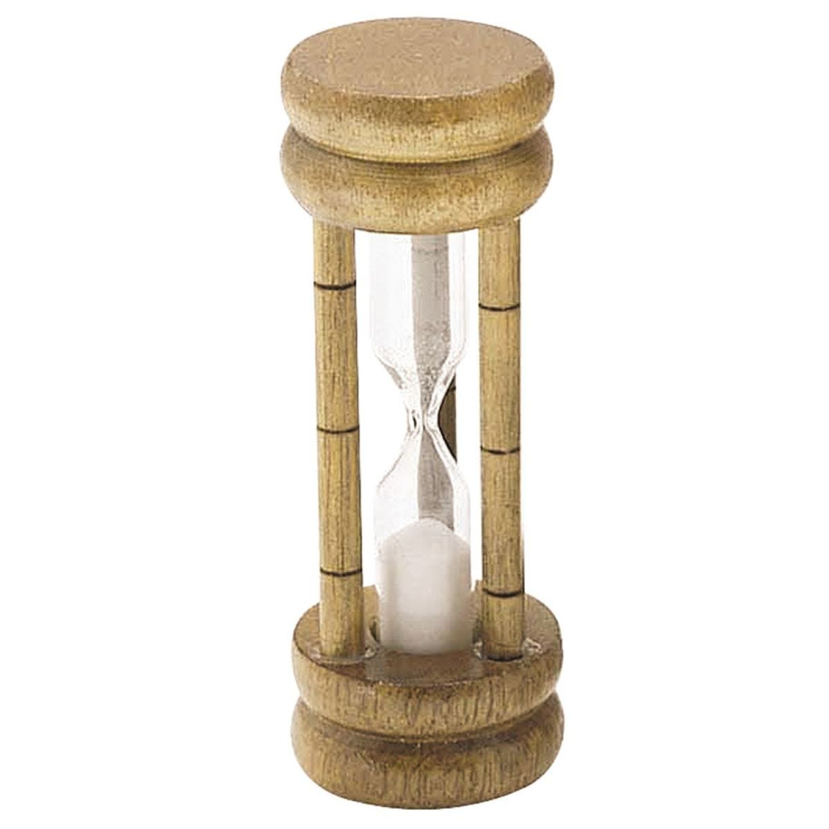 KitchenCraft Traditional Sand Egg Timer