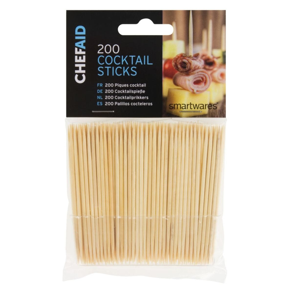 Chef Aid Cocktail Sticks – Pack of 200