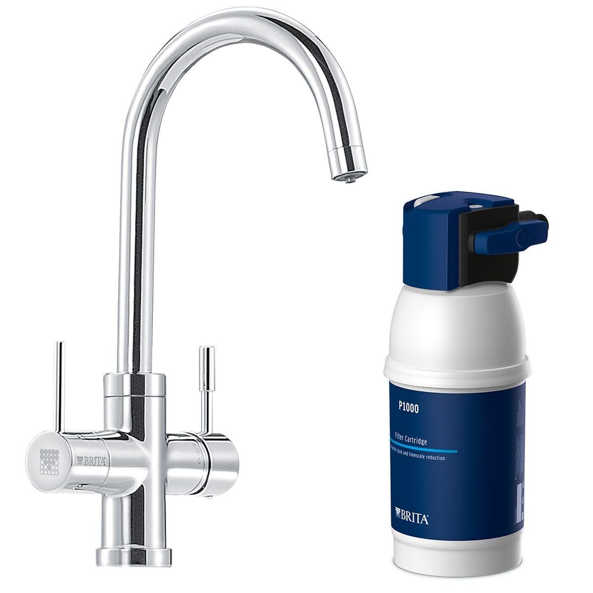 BRITA WD3030 Water Filter Talori Tap inc P1000 Cartridge