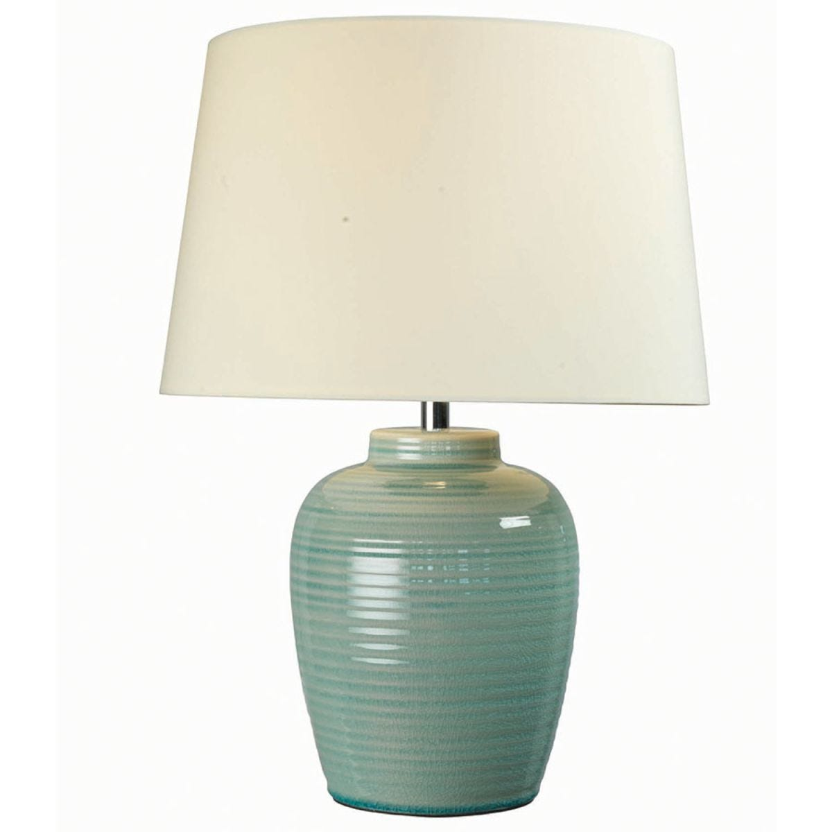 Village At Home Lume Table Lamp - Blue