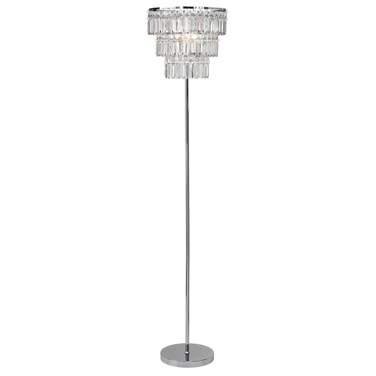 Village At Home Victoria Floor Lamp