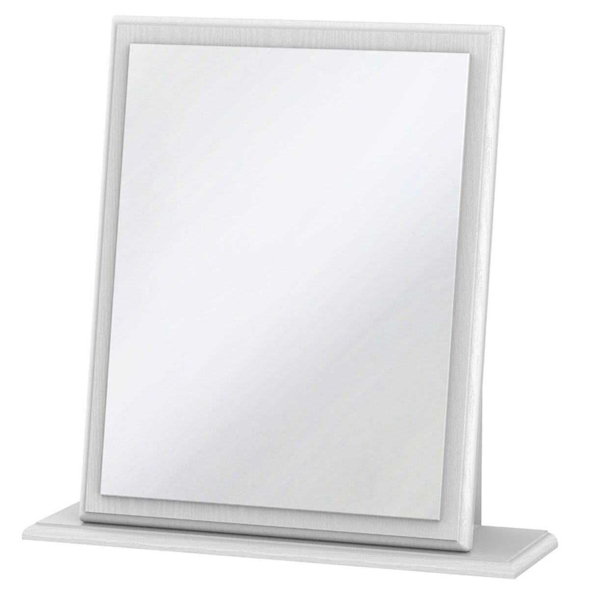 Montego Dressing Table Mirror - White