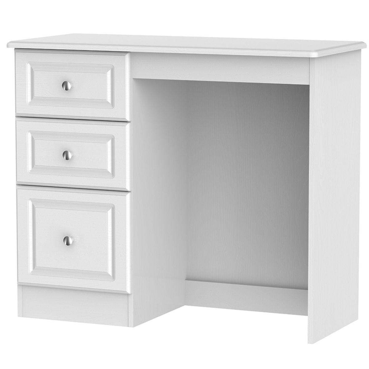 Montego Dressing Table - White