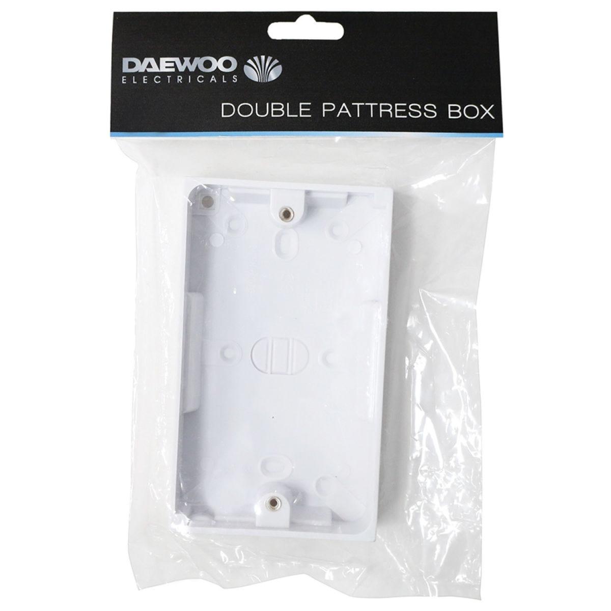 Daewoo Pattress Box - Double