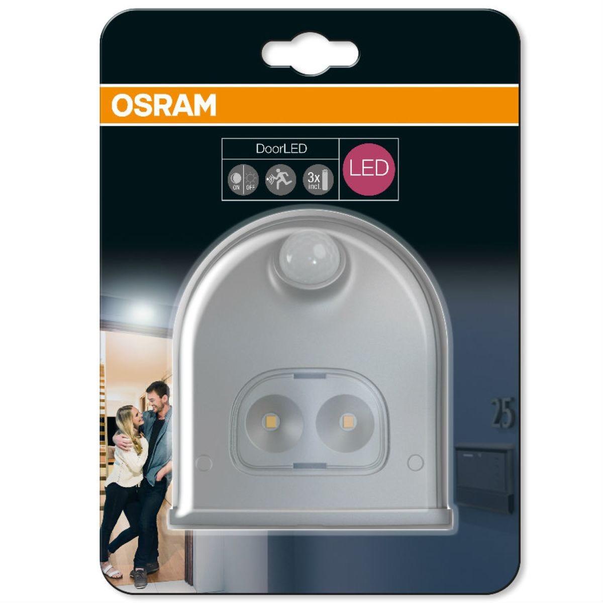Osram Door LED Light - Silver