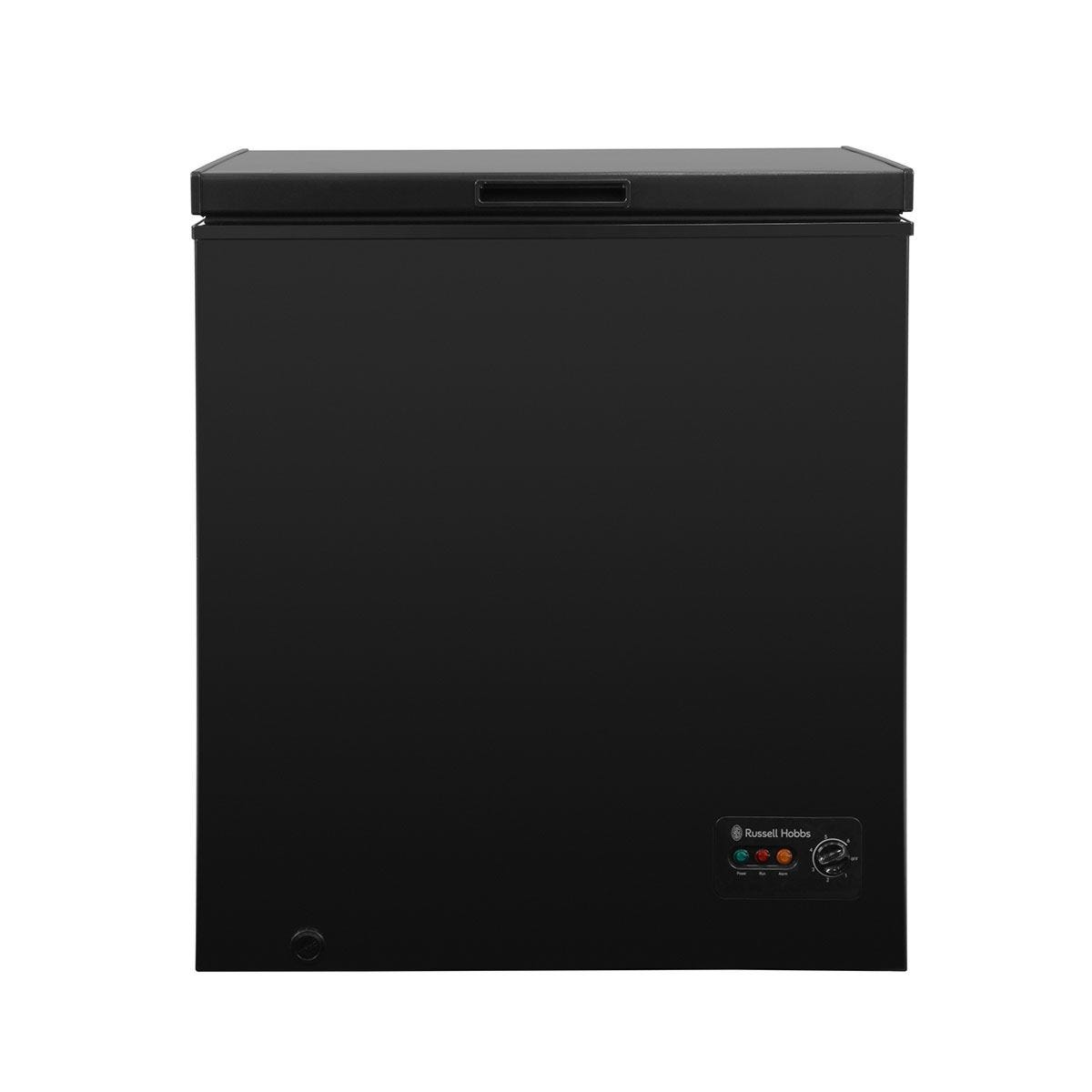 Russell Hobbs RHCF142B 142L Chest Freezer - Black