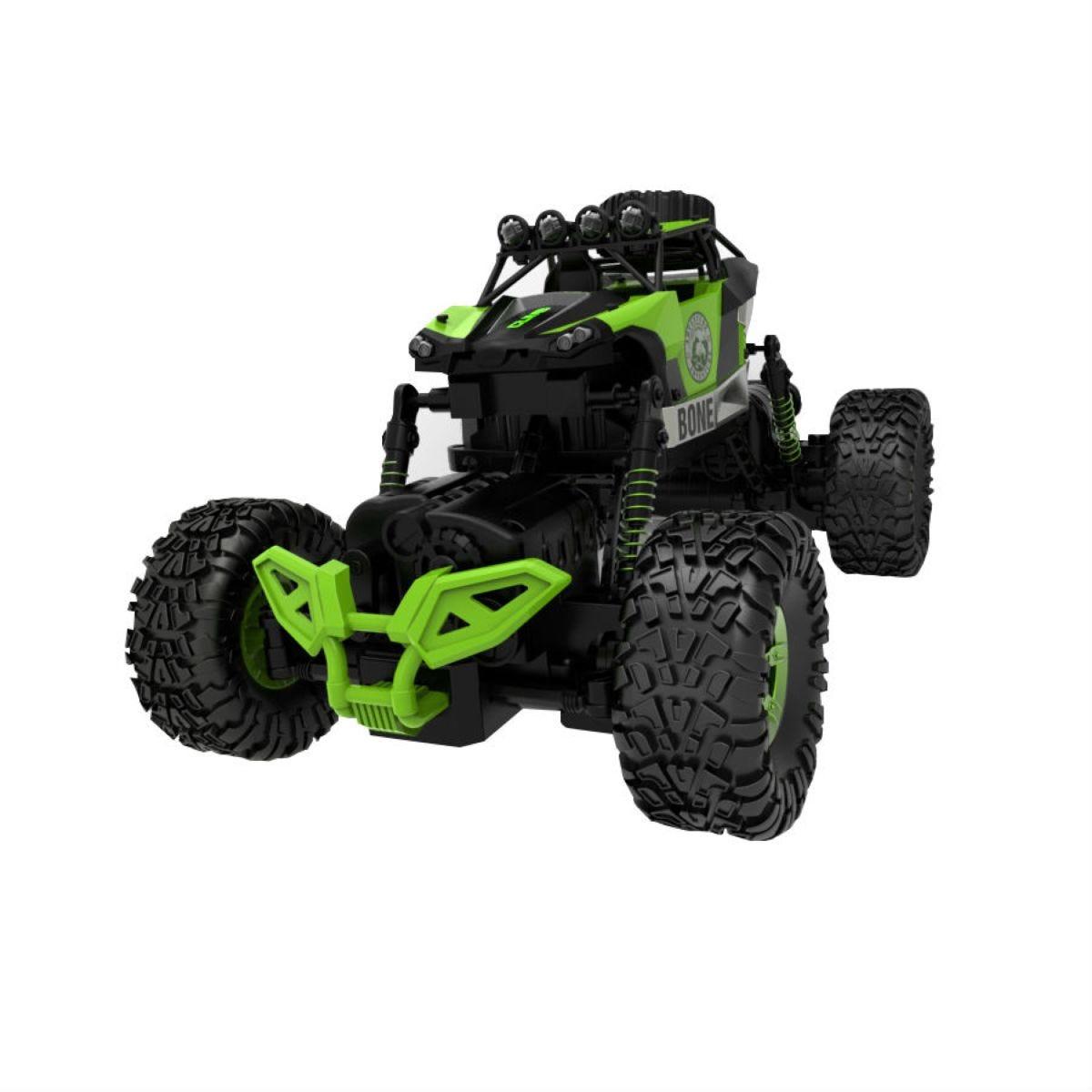 Rock Crawler 1:18 Scale Remote Control Car