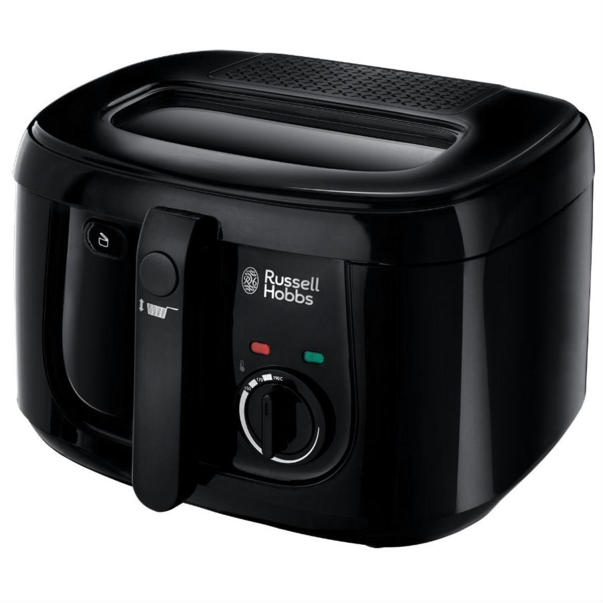 Russell Hobbs 24570 2.5L Deep Maxi Fryer - Black