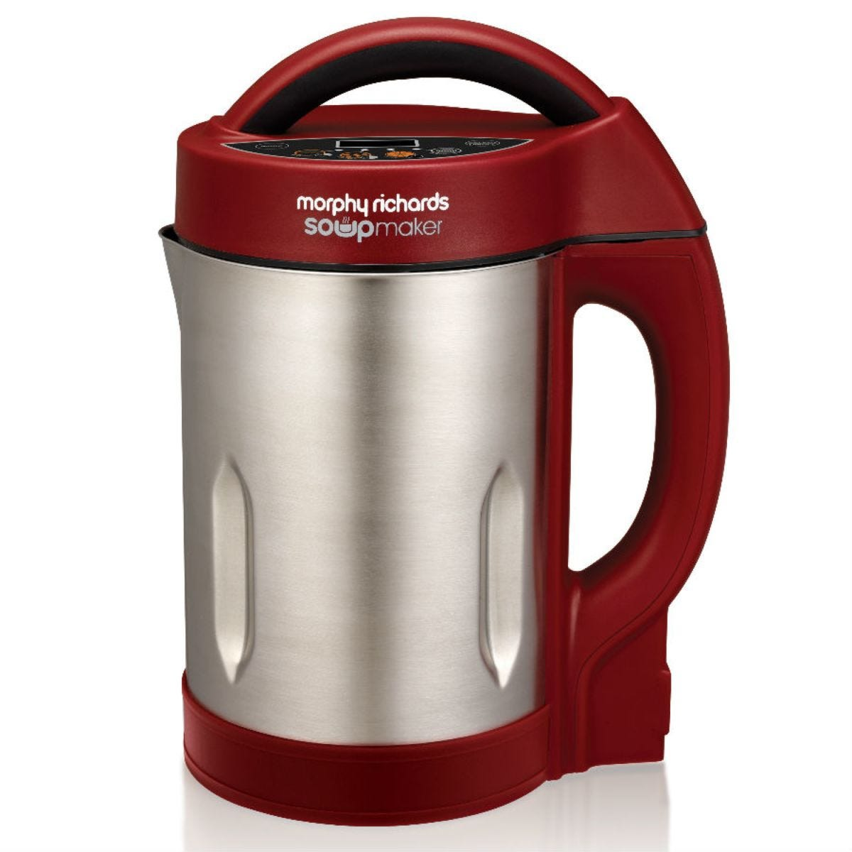 Morphy Richards 501018 Stainless Steel Soup Maker - Red