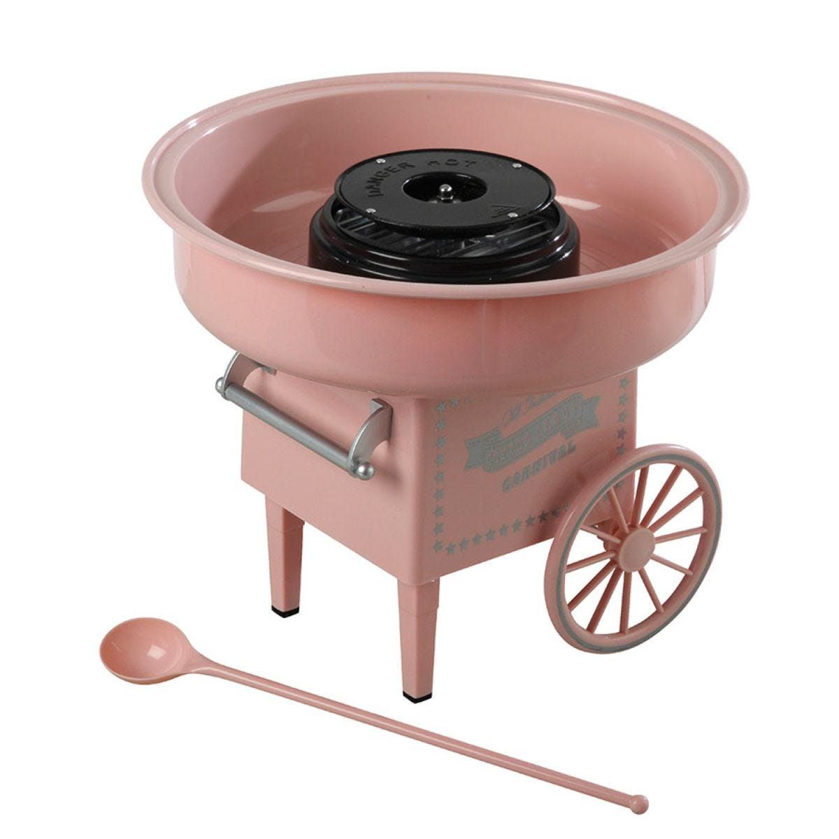 Elgento Candy Floss Cart - Red